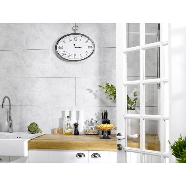 plaque murale salle de bain 1st. Black Bedroom Furniture Sets. Home Design Ideas