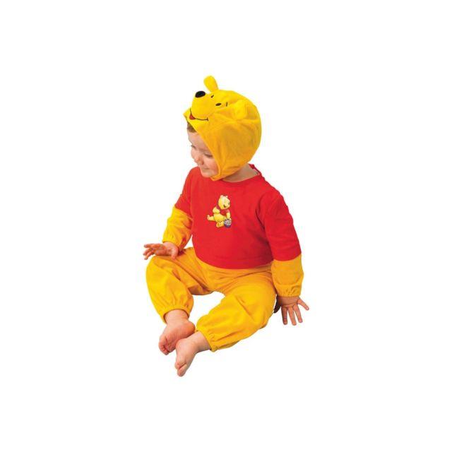 Costume de bébé Winnie L'Ourson Licence Disney