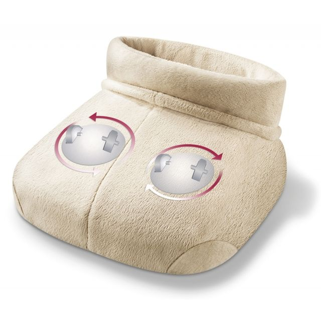 BEURER - Chauffe pieds avec massage shiatsu FWM 50