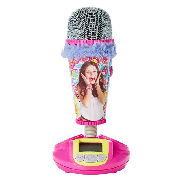 SOY LUNA - reveil et microphone - 866217