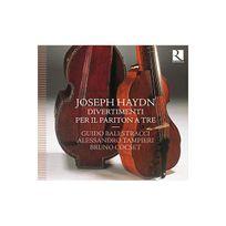 Ricercar - Trios pour baryton- Joseph Haydn
