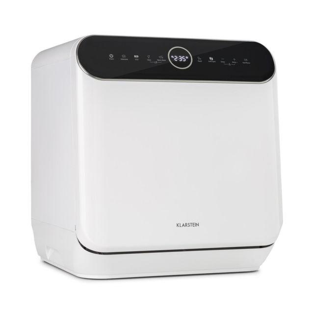 KLARSTEIN Oceana lave-vaisselle indépendant sans installation 860W CEE A blanc