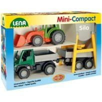 Simm Spielwaren - Lena 01253-FARM Set Mini Compact
