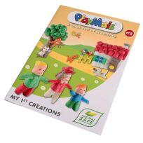Playmais - Livre : Mes 1ères créations