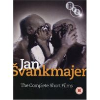Bfi - Jan Svankmajer - The Complete Short Films 1964-1992 IMPORT Coffret De 3 Dvd - Edition simple