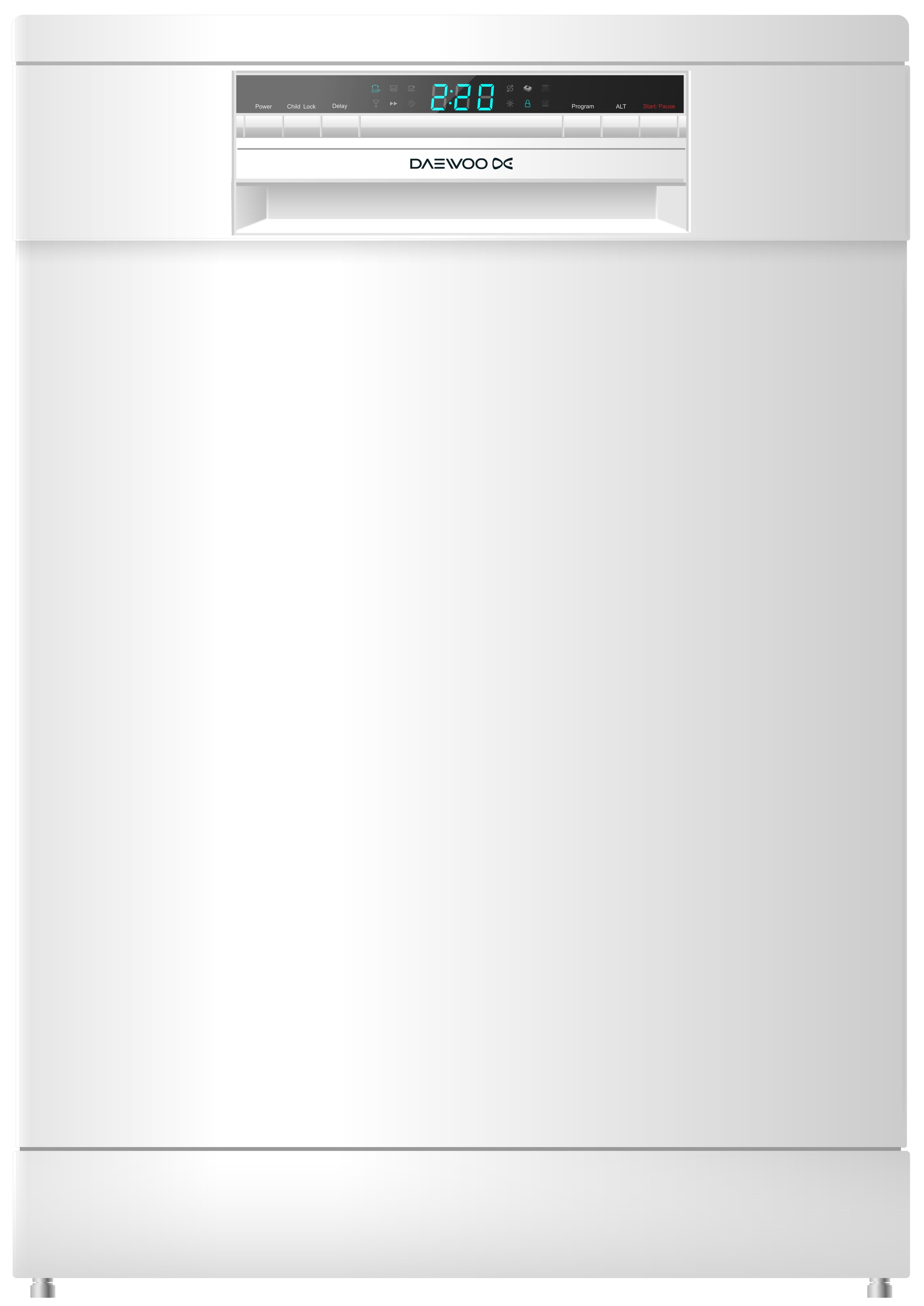 Lave-vaisselle DDW-G1211L