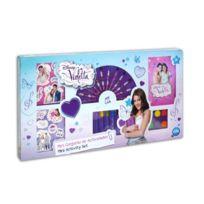 Cife - Cif86270 - Kit De Loisirs CrÉATIFS - Mini Set De Coloriage - Violetta