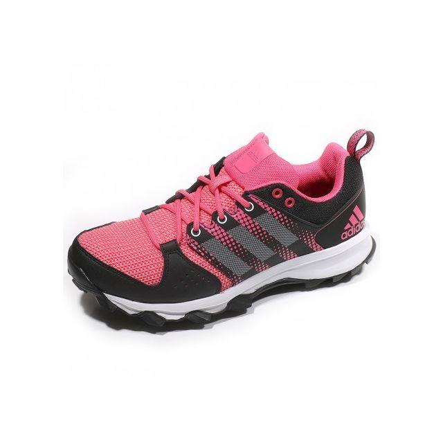 purchase cheap 6e8c1 689ef Adidas originals - Chaussures Galaxy Trail Rose Noir Trail Femme Adidas