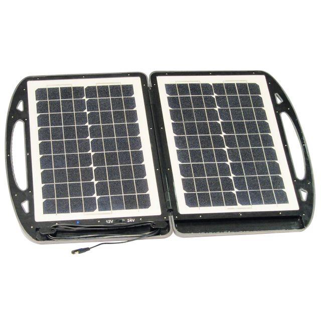 autres panneau solaire portable case 30 watts pas cher. Black Bedroom Furniture Sets. Home Design Ideas