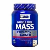 Usn - Prise de Masse Muscle Fuel Mass Vanille 2 Kg