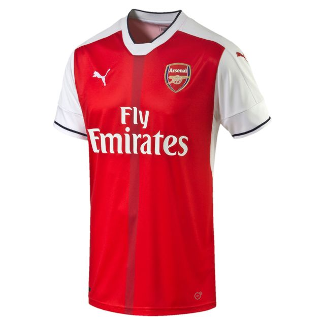 Home Fc Football Replica Club Puma Rouge Homme Arsenal Pantalon sdxrthQC