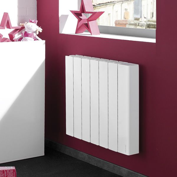 Atlantic - Radiateur nirvana digital vertical - 1000w - pas cher ...