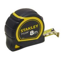 STANLEY - Ruban de mesure Bimatière Tylon™ 8m 0-30657