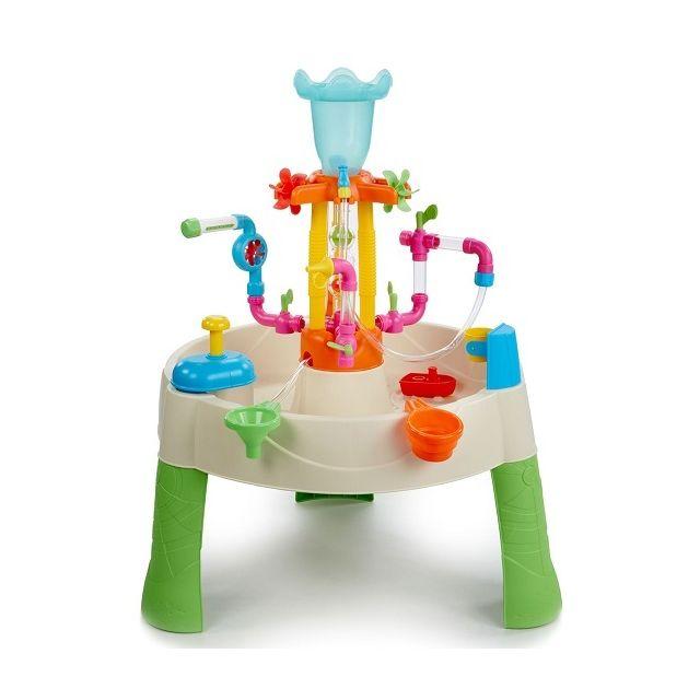 Little Tikes Table Dactivités Aquatiques Fountain Factory Jeu D