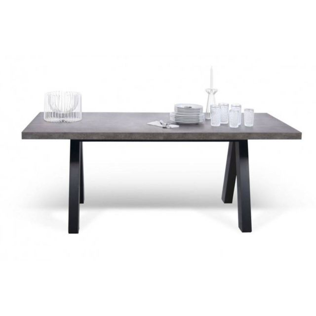 Inside 75 Apex table de repas extensible