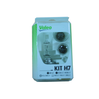 Valeo - Coffret secours 7 ampoules H7 et H1 12 Volts Valéo 032308