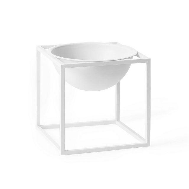 By Lassen Petit bol Kubus Bowl - petit - blanc
