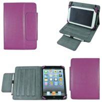 Xeptio - Housse Universelle tablette 7 pouces violet