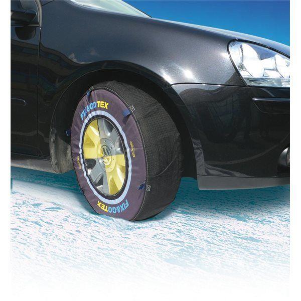 Siepa - Chaines a neige textile chaussettes pneus Taille Xs Siepa - Auto - Auto