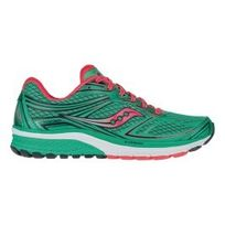 Saucony - Chaussures Guide 9 vert femme