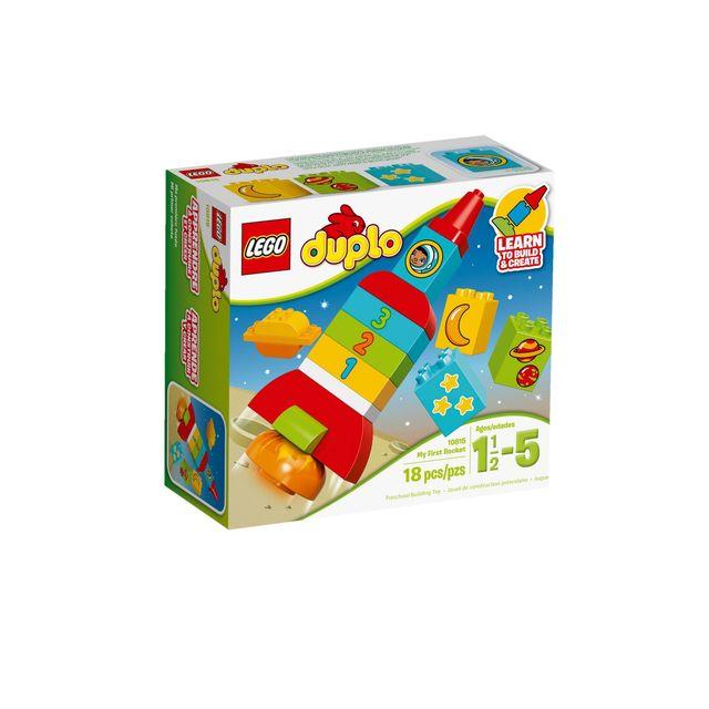 Lego - DUPLO - Ma première fusée - 10815