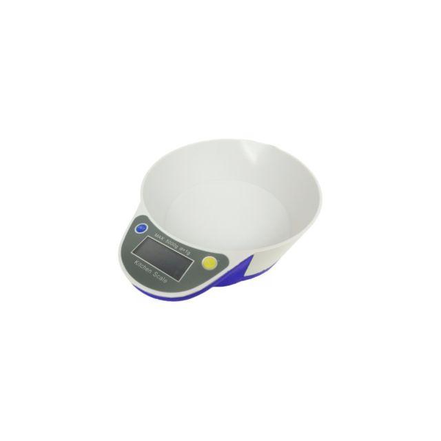 Auto-hightech Balance électronique de cuisine capacité 5kg - Ch-320