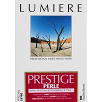 LUMIERE - Papier photo Prestige Perlé - 10x15cm