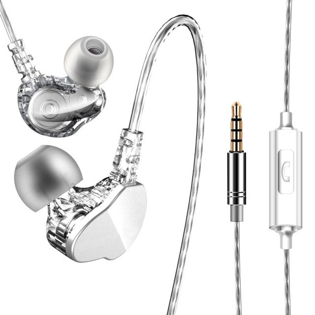 E THINKER Intra Auriculaire Ecouteur Sport Anti