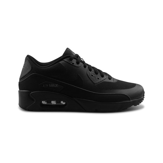 separation shoes 2e928 1c31a Nike - Air Max 90 Ultra 2.0 Essential Noir - pas cher Achat   Vente Baskets  homme - RueDuCommerce
