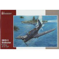 Special Hobby - 72264 Vought Sb2U-3 Vindicator 1:72 Plastic Kit Maquette