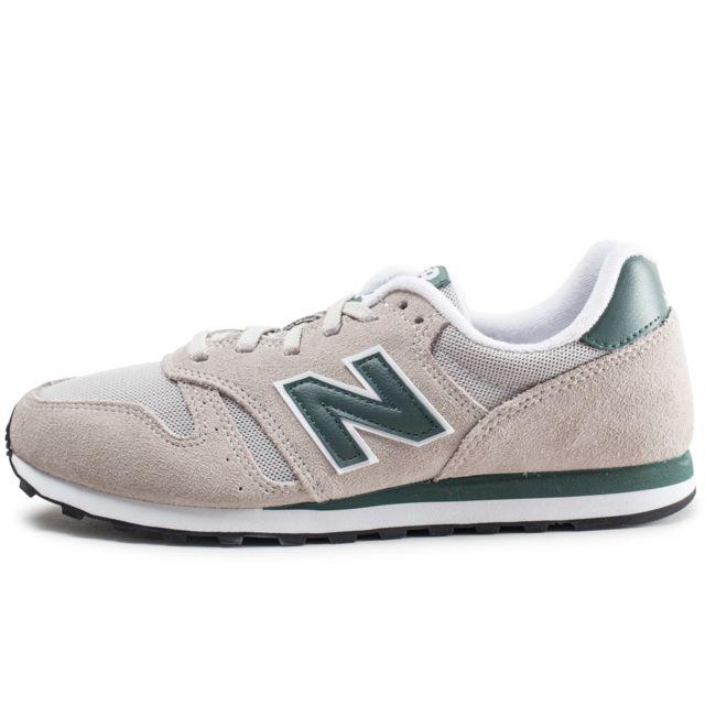 new balance gris et vert
