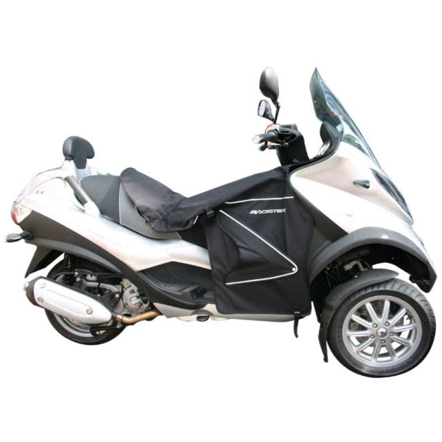 Bagster - Tablier scooter Boomerang 7516NV, Mp3 06-13 Fuoco