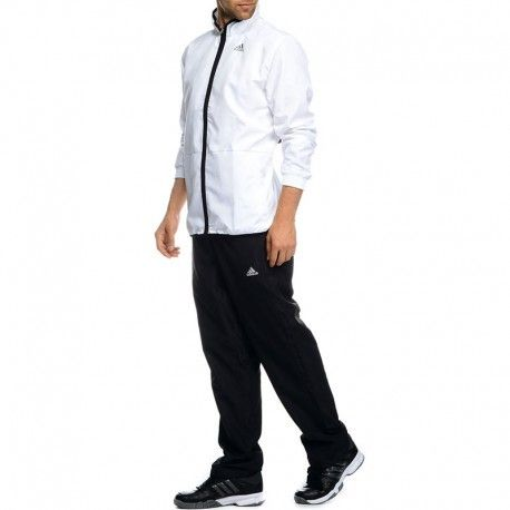 ensemble adidas noir et blanc homme