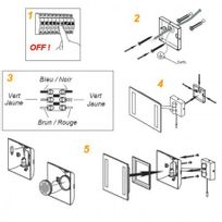 luminaire salle de bain avec interrupteur - Achat luminaire salle ...