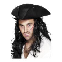 - Tricorne de pirate