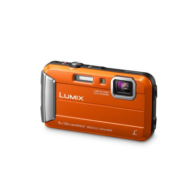 PANASONIC Appareil photo compact - Lumix FT30 orange