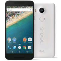 LG - Nexus 5X 32 Go - Blanc