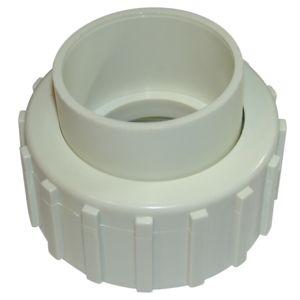 Warmeo raccord 50mm pour pompe de filtration et filtre a for Raccord piscine 50