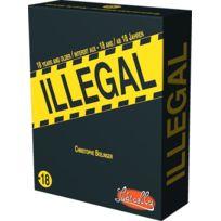 Ludically - Jeux de société - Illegal