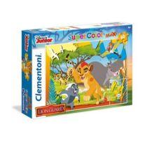 Clementoni - Disney - Puzzle 60 pièces La garde du Roi Lion