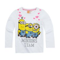 Minion - s Fille Tee-shirt manches longues