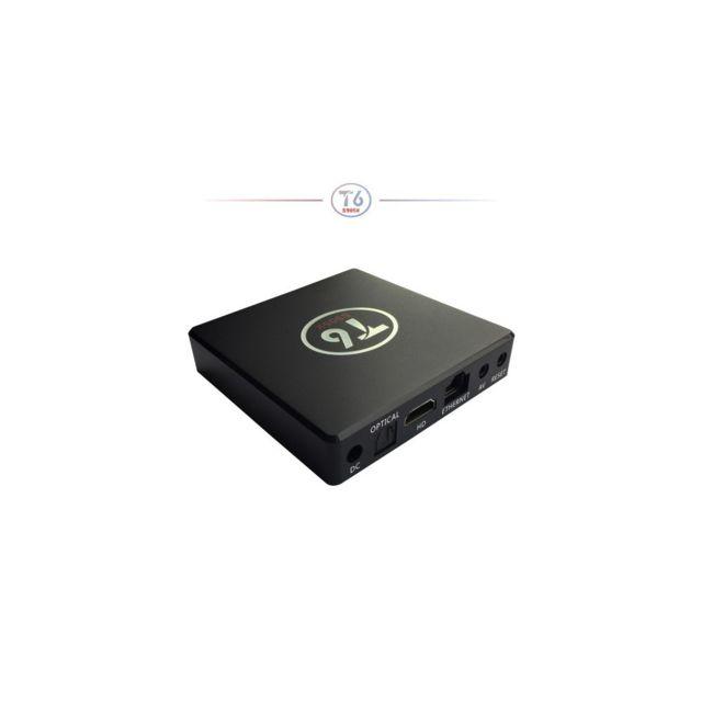 auto hightech box tv android 6 0 quad core avec wifi et lecteur multim dia prise uk pas. Black Bedroom Furniture Sets. Home Design Ideas