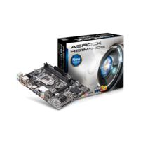ASROCK - Carte mère H81M-HDS - Chipset Intel H81 - Socket 1150