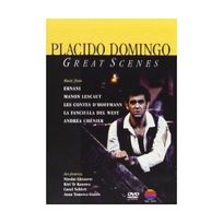 Warner Bros - Placido Domingo : Great scenes