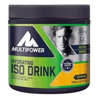MultiPower - Pot Iso Drink 420 gr citron