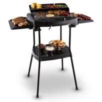 ONECONCEPT - Dr. Beef II Grill de table électrique Barbecue sur pied 2000W
