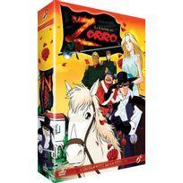 Black Balloons - La légende de Zorro Coffret intégral 9 Dvd