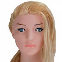 Love And Vibes - Poupée Gonflable Sexuelle Réaliste Vibrante Blonde Ariane