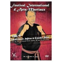 Mario - Festival international d'arts martiaux : Small Circle Jujitsu & Kyusho-Jitsu, Volume 4 - Dvd