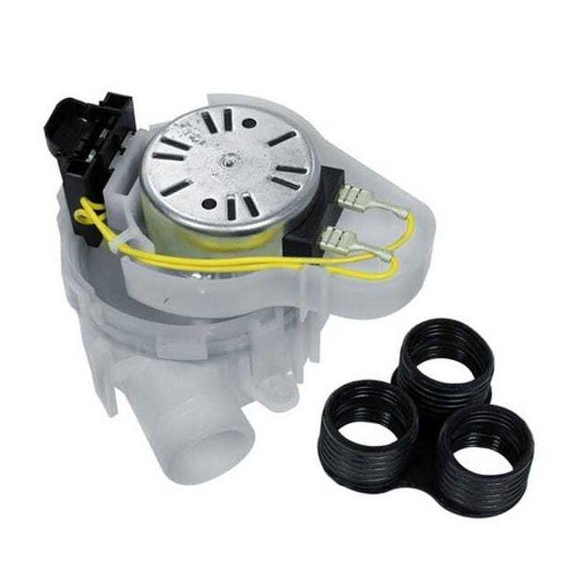 Smeg Kit valves de pompe pour Lave-vaisselle